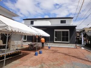 エアー断震住宅オープンハウス1
